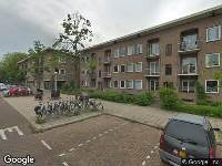 112 melding Brandweer naar Robert Kochplantsoen in Amsterdam vanwege reanimatie