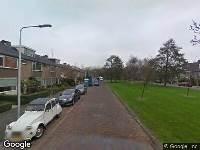 112 melding Ambulance naar Anemonenweg in Wassenaar