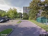 112 melding Brandweer naar Brandenburgseplein in Arnhem vanwege brand