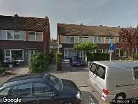 112 melding Ambulance naar Hornwaard in Alkmaar