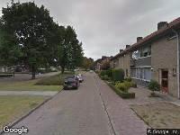 Ambulance naar Teullandstraat in Veldhoven
