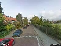 112 melding Ambulance naar Lyceumlaan in Vlaardingen