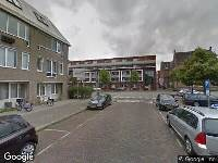 112 melding Ambulance naar Vlietsorgstraat in Haarlem