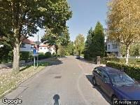 112 melding Brandweer naar Kroostweg-Noord in Zeist