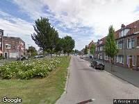 112 melding Brandweer naar Singel in Vlissingen vanwege brand