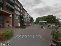 112 melding Brandweer naar Nassaulaan in Etten-Leur