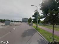 112 melding Ambulance naar Rat Verleghstraat in Breda
