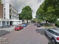 112 melding Ambulance naar Burgemeester Weertsstraat in Arnhem