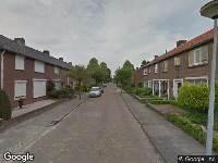 Ambulance naar Margrietstraat in Wijchen