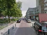 112 melding Besteld ambulance vervoer naar Gijsinglaan in Rotterdam