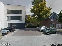 112 melding Ambulance naar Johannastraat in Arnhem
