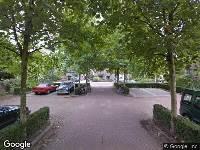 112 melding Besteld ambulance vervoer naar Pastoor Dekkersstraat in Breda