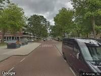 Ambulance naar Wilhelmina Druckerstraat in Amsterdam