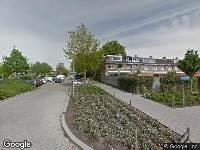 Ambulance naar Van Moorselplaats in Rotterdam