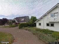 112 melding Besteld ambulance vervoer naar Albert van Dalsumlaan in Vlissingen