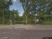 112 melding Ambulance naar Zweilandlaan in Leiden