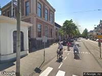 112 melding Ambulance naar Plantage Kerklaan in Amsterdam