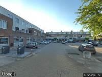 112 melding Ambulance naar Vosholplein in Ter Aar