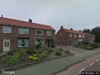 112 melding Besteld ambulance vervoer naar Burgemeester Manderslaan in Zundert