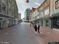 112 melding Ambulance naar Demer in Eindhoven