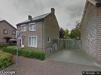 Politie naar Heuvel in Veldhoven vanwege ongeval met letsel