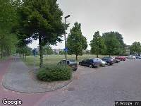 112 melding Ambulance naar Zevenkampse Ring in Rotterdam