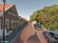 112 melding Brandweer naar Wethouder Fierman Eduard Meerburg senior kade in Katwijk