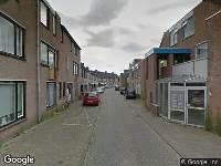 112 melding Brandweer naar Achterom in Breda