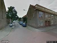 112 melding Brandweer en politie naar Victor de Stuerslaan in Arnhem