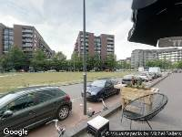 112 melding Ambulance naar Victoriapark in Eindhoven