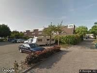 112 melding Ambulance naar Imkerstraat in Alkmaar