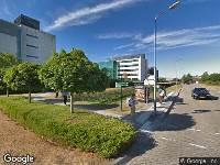 112 melding Ambulance naar Boeingavenue in Schiphol-Rijk