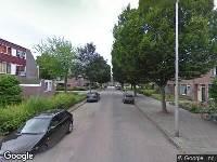 112 melding Ambulance naar Witsenstraat in Oud-Beijerland