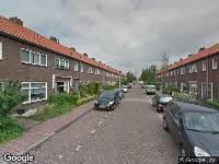 112 melding Ambulance naar Druivenstraat in Leiden