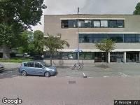 112 melding Ambulance naar Robert Baeldestraat in Rotterdam