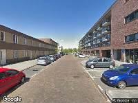 112 melding Ambulance naar Crabschuytstraat in Amsterdam