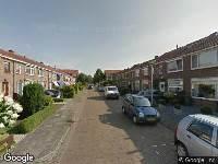 Ambulance naar Vliegenstraat in Gouda