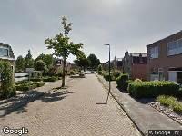 112 melding Ambulance naar Burgemeester van Poppelstraat in Gilze