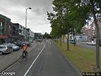 Brandweer naar Oude Vest in Breda