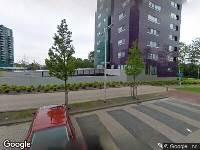 Ambulance naar Hoge Park in Krimpen aan den IJssel
