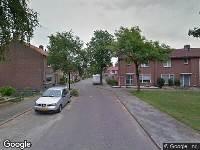 112 melding Ambulance naar Borretstraat in Gemert