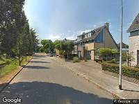 112 melding Ambulance naar Parklaan in Hillegom