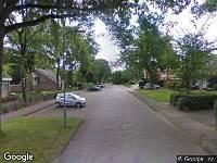 112 melding Ambulance naar Bentincklaan in Doorwerth