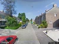 Brandweer naar Gerard Doustraat in Krimpen aan den IJssel