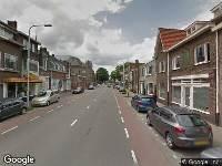 Ambulance naar Bredaseweg in Tilburg