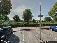 112 melding Politie naar Voermanweg in Rotterdam vanwege ongeval met letsel