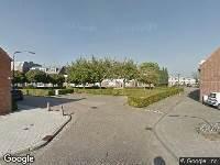 112 melding Brandweer naar Kastanjelaan in Oosterhout