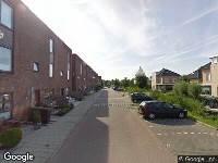 112 melding Ambulance naar Boudewijn van der Beeststraat in Voorhout