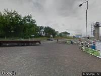112 melding Ambulance naar Pontplein in Velsen-Zuid