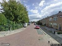 112 melding Ambulance naar Christinastraat in Numansdorp